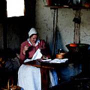 Good Pilgrim Wife Poster