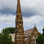 Good Shepherd Church Poster