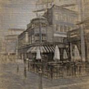 Goody Glovers Irish Pub - Boston Poster