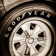 Goodyear Tire -0250s Poster