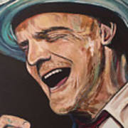 Gord Downie Poster