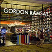 Gordon Ramsay Poster