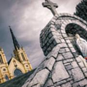 Gothic Faith Poster