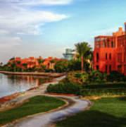 Gouna, Hurghada, Egypt  Poster