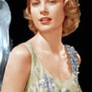 Grace Kelly, Ca. 1955 Poster by Everett
