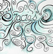 Gracias-1 Poster