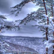 Gracious Winter Poster