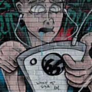 Graffiti 13 Poster
