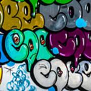 Graffiti Art Nyc 9 Poster