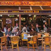 Grand Bar Poster