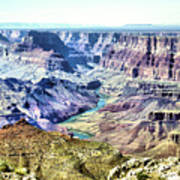 Grand Canyon 2272 Poster