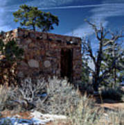 Grand Canyon Homestead Poster
