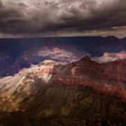 Grand Canyon Wonder  Poster