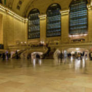Grand Central Terminal Main Floor Poster