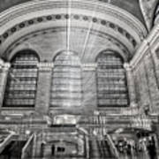 Grand Central Terminal Station Poster