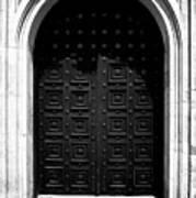 Grand Entrance Poster