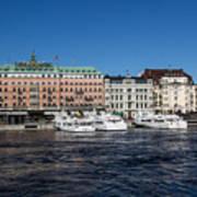 Grand Hotel Stockholm Poster