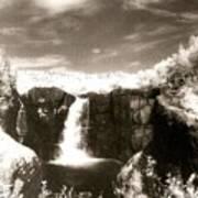 Grand Portage Falls Poster