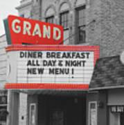 Grand Theatre Poster