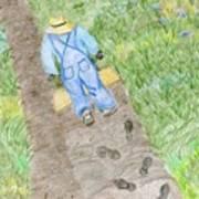 Grandpa's Footsteps Poster