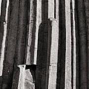 Granite Columns Poster