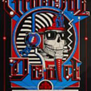 Grateful Dead Berkeley Poster