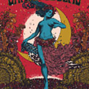 Grateful Dead Levi's Stadium Santa Clara Ca Poster