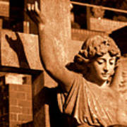 Graveyard Angel. Poster