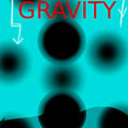 Gravity Movie Poster Poster