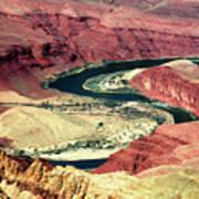 Great Color Colorado River Poster