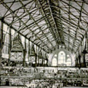 Great Market Hall Poster