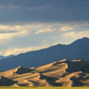 Great Sand Dunes, Colorado Poster