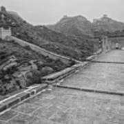 Great Wall 5, Jinshanling, 2016 Poster