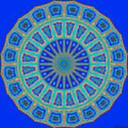 Grecian Tiles No. 2 Poster