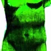 Green Aphrodite Poster