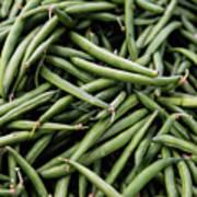 Green Beans Poster