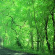 Green Creeper Poster