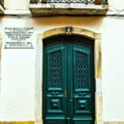Green Door 6 Poster