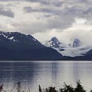Grewingk Glacier Poster
