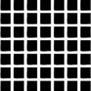 Black Squares Poster