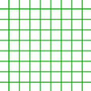 Grid Boxes In White 09-p0171 Poster