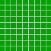 Grid In White 09-p0171 Poster