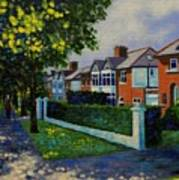 Griffith Avenue Dublin  Poster