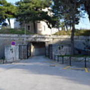 Gripe Fort Entrance Poster