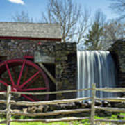 Grist Mill 5 Poster