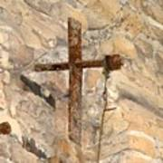 Gristmill Cross Two Poster