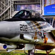 Grumman F-14a Tomcat Poster
