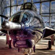 Grumman F9f-8 F-9j Cougar Poster