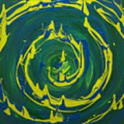 Guacamole Swirl Poster