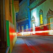 Guanajuato Night Poster